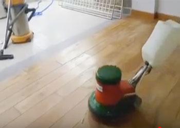 kỹ thuật xoa mịn sàn gỗ