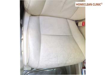 dịch vụ sửa chữa ghế da xe ô tô bạc màu phai màu
