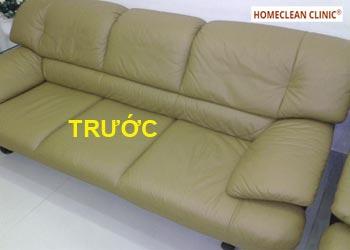 sơn đổi màu ghế da sofa