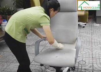 giặt ghế văn phòng tại tphcm