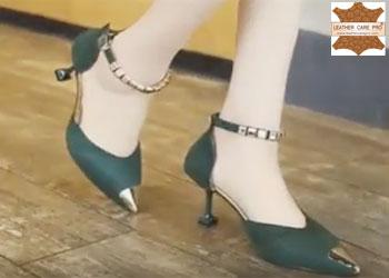 Bảng giá sửa chữa, nhuộm, sơn giày thời trang nữ-leathercarepro