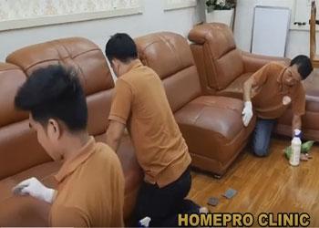 nhuộm sơn ghế Sofa da ghế Salon da cao cấp