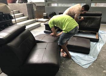 Bọc ghế da Sofa, bọc ghế vải