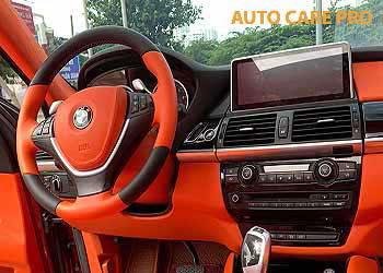 đổi màu nội thất ô tô xe hơi